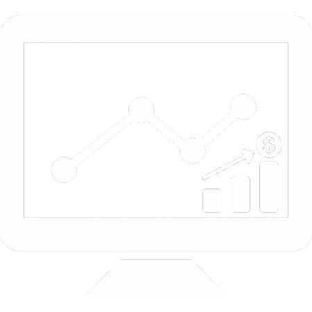monitor with graph 2